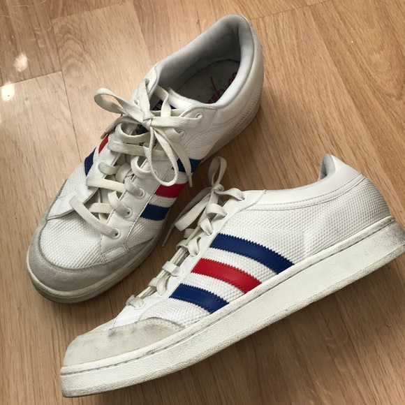 And Poshmark Sneakers Adidas schoenen Stars Stripes qFgZE